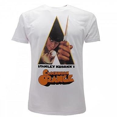 T-shirt du Film Orange mécanique A Clockwork
