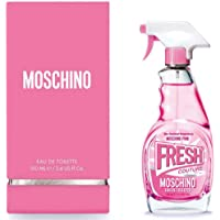 Fresh couture Pink by Moschino - perfumes for women -  Eau de Toilette, 100ml