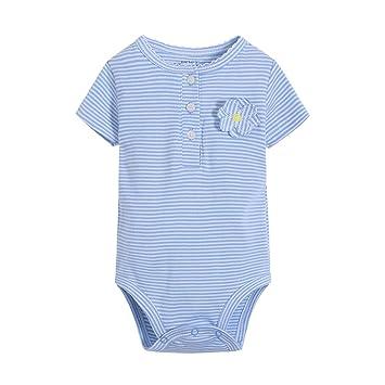 Säugling Strampler kurzarm Body 0-18 Monate