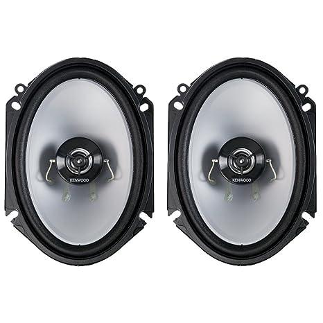 Amazon Com Kenwood Kfc C6866s 6x8 2 Way 250 Watt Car Stereo