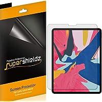 Supershieldz [3 Unidades para Apple iPad Pro 12.9 Pulgadas (Modelo 2018) Protector de visualización, antirreflejos y antihuellas (Pantalla Mate) + garantía de reemplazo de por Vida