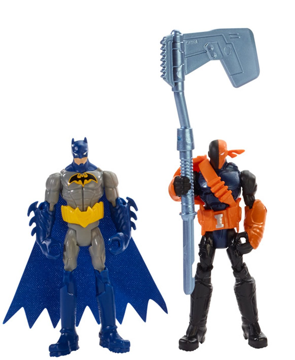 Dc Comics Batman Gotham City Bane Battle figures 7-Pack