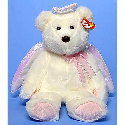 Ty Beanie Buddies Halo - Angel Bear: Toys & Games