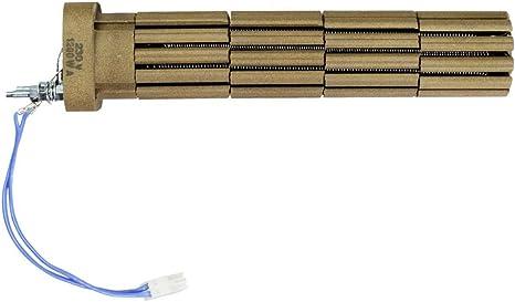 r/ésistance steatite thermor 60479 connecteur 2400 watts