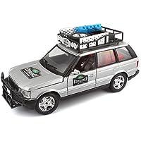 Bburago - Range Rover, Color Plateado (18-22061)