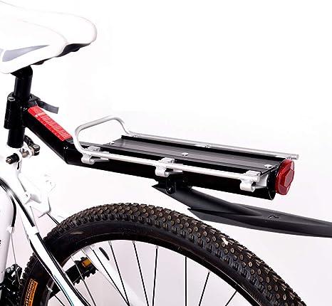 FYLY-Portaequipajes para Bicicleta, 15kg de Capacidad Rack de ...