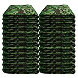 "Moving Blanket (24-Pack) 72"" X 80"" US Cargo Control - Camo (130 Lbs/2 Dozen, Camouflage)"