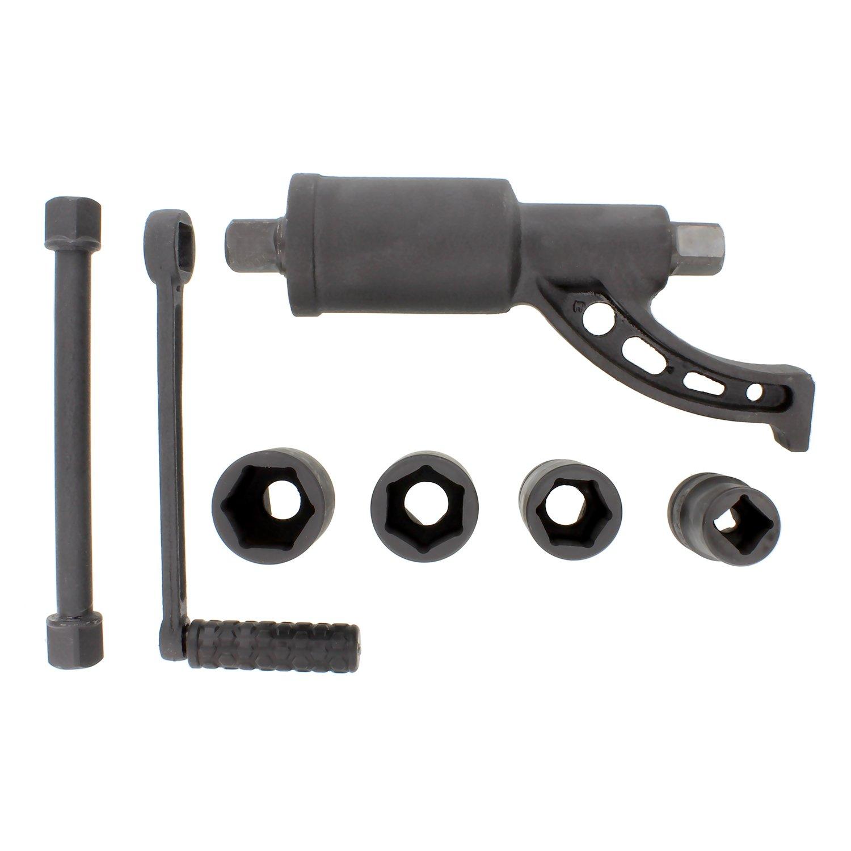 "Lug Nut Remover Lug Nut Torque Multiplier 1/"" Inch Dr Socket ABN Heavy Duty Torque Multiplier Wrench Lug Nut Wrench"