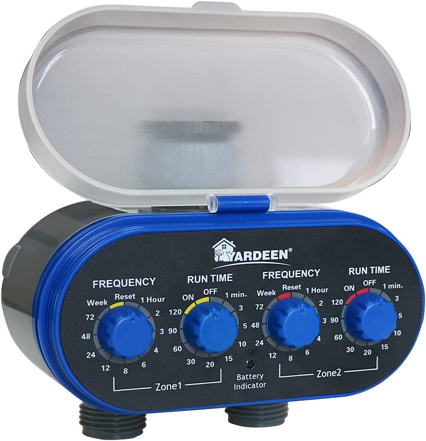Draper 36750 Electronic Ball Valve Garden Water Watering Timer