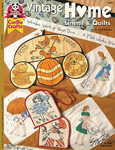 Vintage Home: Linens & Quilts, No. 5202 (Quilts And Linens)