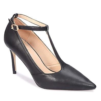 Talons Élégant Hauts Pour Bride Femmes Chaussures Stiletto Escarpins rdCoxeWB