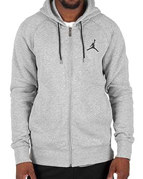 Para hombre Nike Air Jordan 23/7 Full Zip sudadera con capucha gris claro - -Grande: Amazon.es: Deportes y aire libre