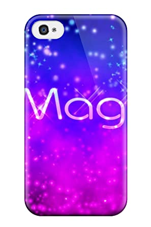 Amazon.com: Cheap Fashion Tpu Case For Iphone 4/4s- Magic ...