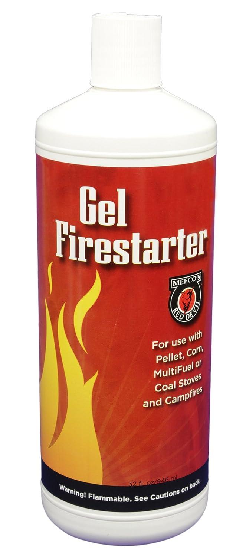 MEECO'S RED DEVIL 432 Gel Firestarter MEECO MFG CO INC
