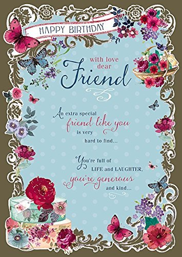 Amazon com: Extra Special Friend like You Nice Verse