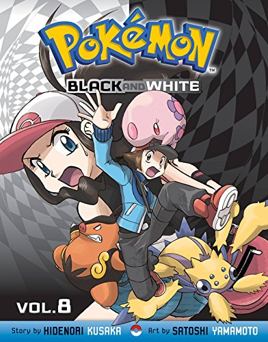 Pokémon Black and White, Vol. 8 (8) (Pokemon) (Pokemon Black And White Manga Chapter 1)