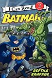img - for Batman Classic: Reptile Rampage (I Can Read Level 2) book / textbook / text book