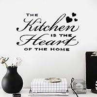 Muursticker Zelfklevende Letters Muurstickers Keuken Sticker Schimmelbestendig Keuken Eetkamer voor Familie Woonkamer