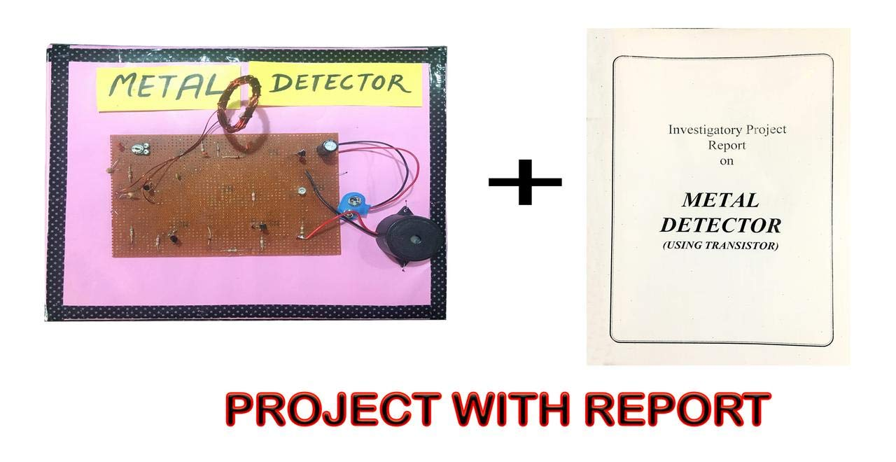 Buy Metal Detector Educational Circuit Board Online At Low Prices In Cheap India