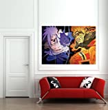 FRIENDS OR RIVALS NARUTO SHIPPUUDEN GIANT ART PRINT POSTER PICTURE B832
