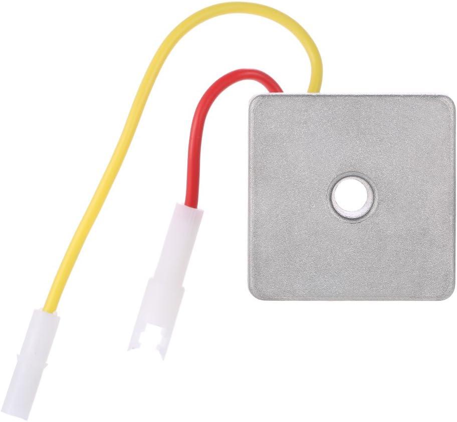 Honeytecs Voltage Regulator for Briggs /& Stratton 691188 491546 793360 794360