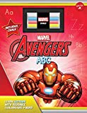 #5: Marvel's Avengers Chalkboard ABC: Learn the alphabet with reusable chalkboard pages!