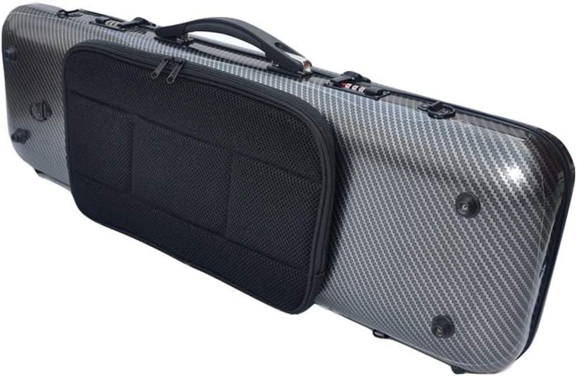 YANQ - Funda para violín (Fibra de Carbono, tamaño Completo): Amazon.es: Hogar
