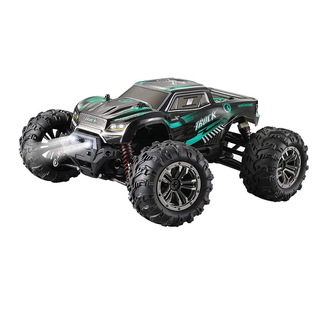 RC Car, NDGDA 1:20 Scale 4WD 2.4Ghz Off-Road Remote Control Truck RTR (Green)