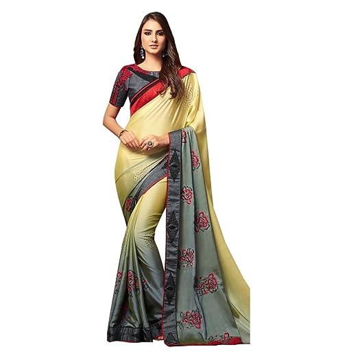 Vestido de Mujer Sari Listo para Usar Busto 32-44 diseñador ...