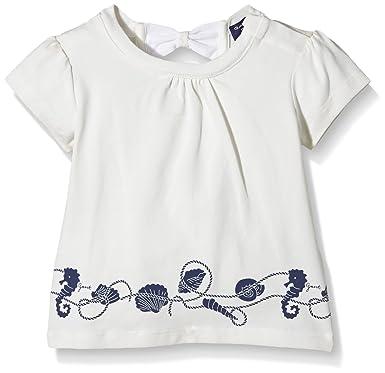 63063ab68 Gant Baby 0-24m Sc. Girl Seashell Ss Tee T-Shirt