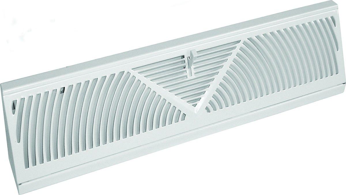 White Imperial Manufacturing RG3056-A Baseboard Fan Regulator 24