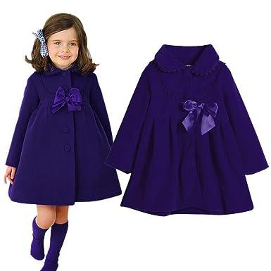 4a9e1c60b Amazon.com  2-6 Years Girls Toddler Coat