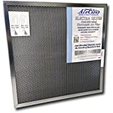 24x24x1 Lifetime Air Filter - Electrostatic, Permanent, Washable - For Furnace or AC - Never Buy Another Filter by AirCare