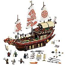 LEGO Ninjago Movie - Destiny's Bounty 70618 (2295 Pieces)