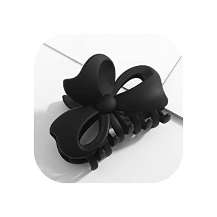 Simple hairpin large grab clip chucks ponytail claws card Hair Pins Accessories