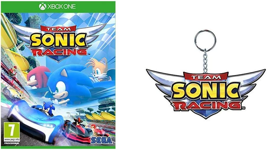 Team Sonic Racing, Nintendo Switch + Llavero: Amazon.es: Videojuegos