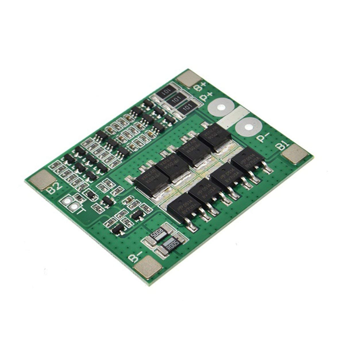 3S 12V 25A Li-ion Lipo Battery 18650 Board Charger Protection Cell Charging Module Electronic BMS Packs PCM with Balance CNluca