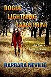 Rogue Lightning Large Print (Spirit Animal Large Print Book 5)