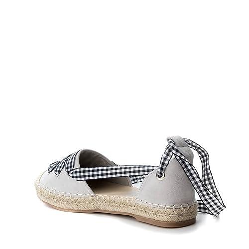 REFRESH Alpargatas para Mujer Hielo 40 EU: Amazon.es: Zapatos y complementos