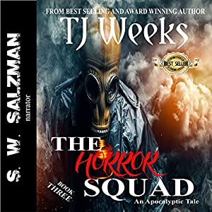 The Horror Squad 3 Audiobook