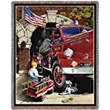 Pure Country Weavers ''Childhood Dreams Blanket'' Tapestry Throw