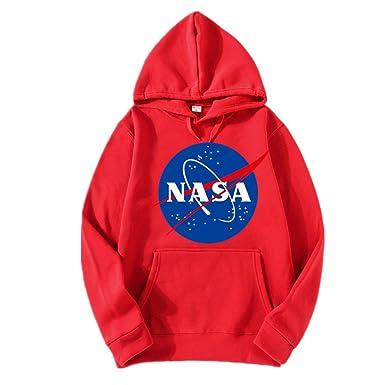 WTUS 2018 R.I.P Lil Peep Rapper Unisex Harajuku Casual Hip Hop Spring Sudadera con Capucha Hombres/Mujeres NASA Ropa: Amazon.es: Ropa y accesorios