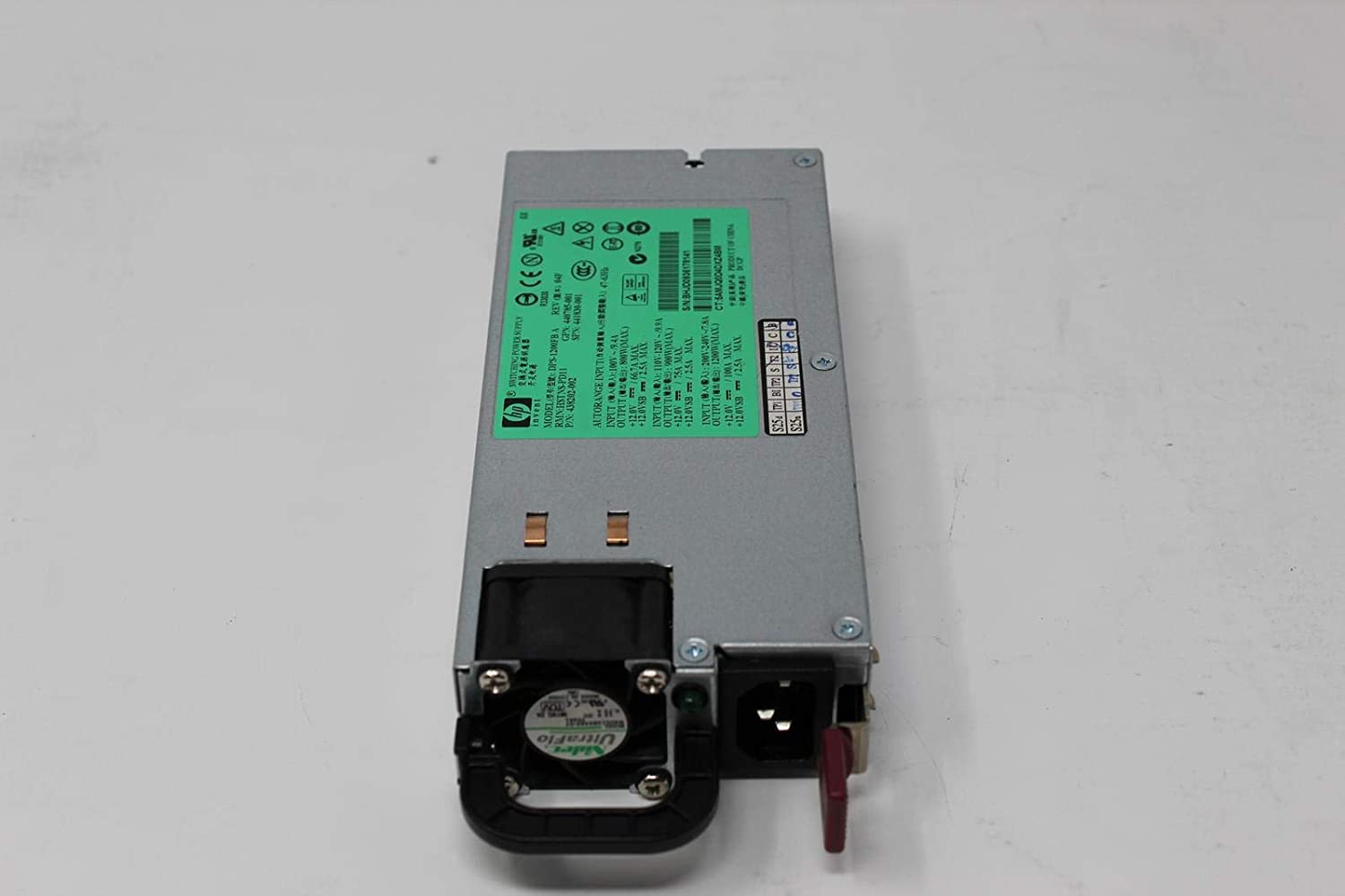 441830-001 - HP 1200W Power Supply for Proliant DL580 G5.