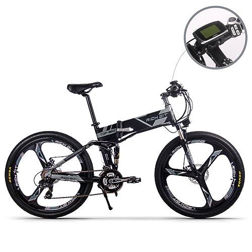 Rich BIT Nouveau modèle vélo Pliant électrique Mans