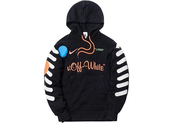 Amazon.com: NikeLab x Off-White Mercurial NRG X Hoodie Hooded ...