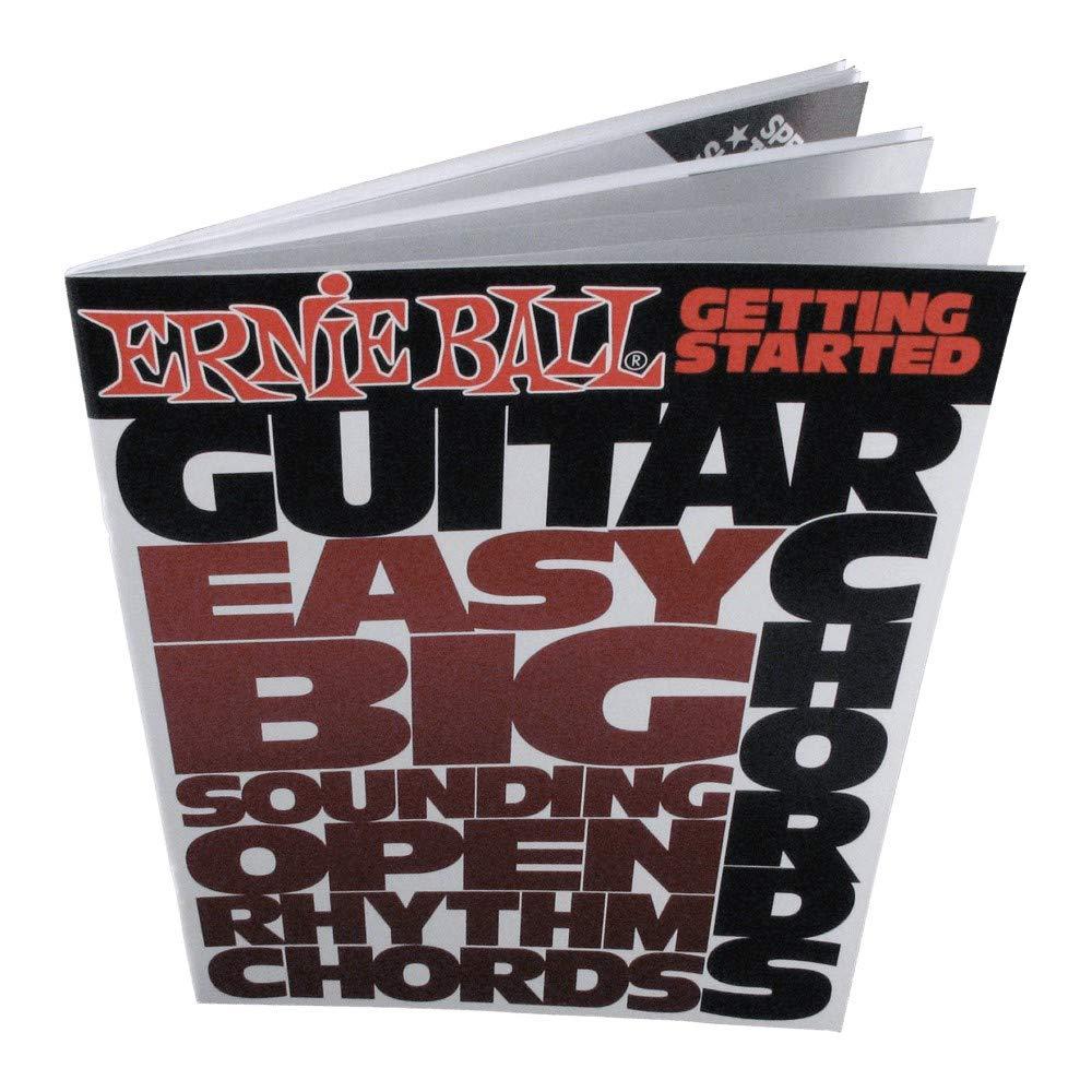 Getting Started Easy Big Sounding Open Rhythm Chords Ernie Ball