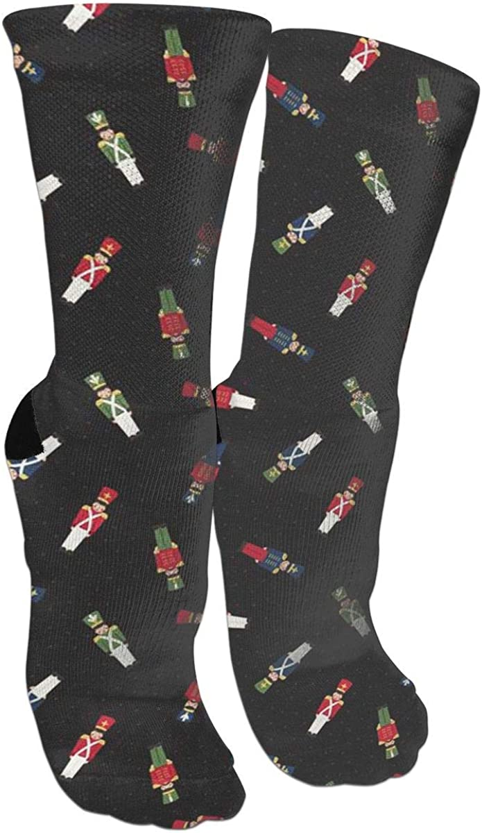 British Household Troops Crazy Socks Casual Socks Funny For Sports Boot Hiking Running Etc.