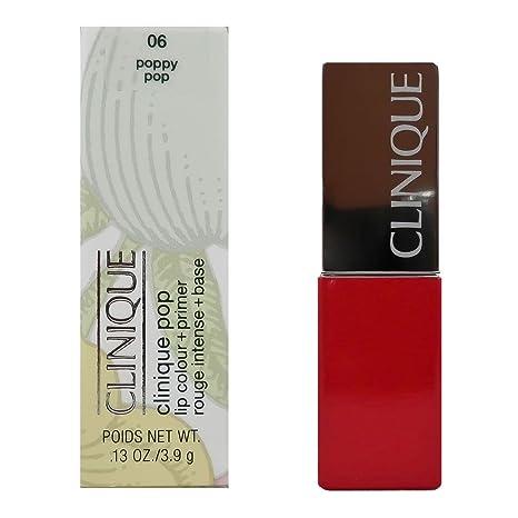 Clinique Pop Lip Color - Barra de labios, color 6 poppy pop ...