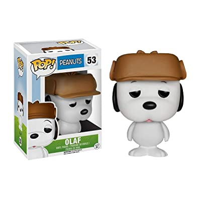 FunKo POP TV: Peanuts Olaf #53 Target Exclusive Pop!: Toys & Games
