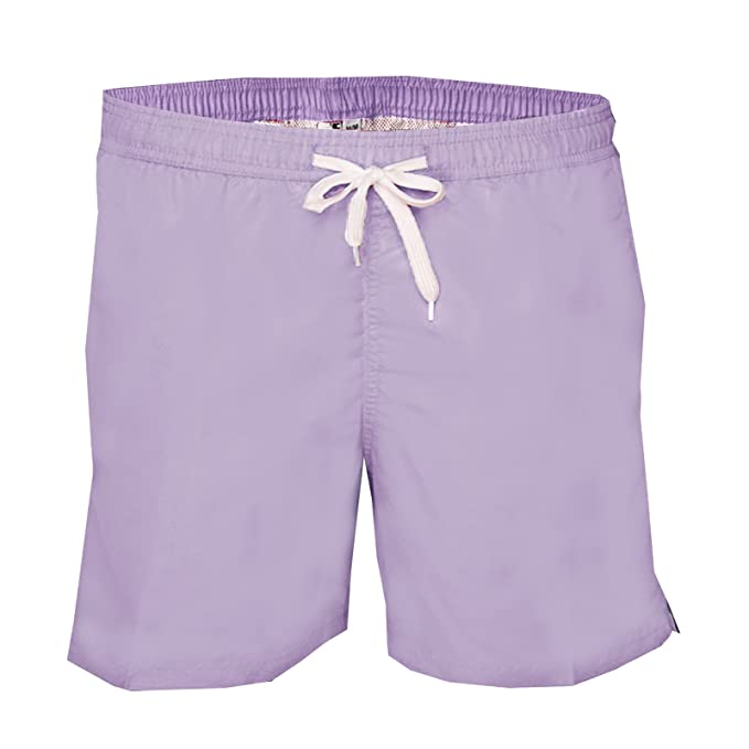 Shorts Baño Soulstar Lana Hombre Elástico Forrado Con Malla Tabla De Surf Pantalón - sintético,